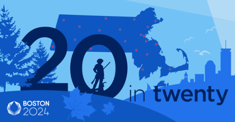 Boston 2024 - réunions