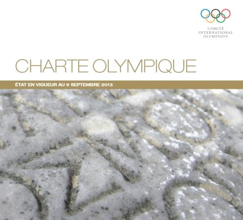 Charte Olympique