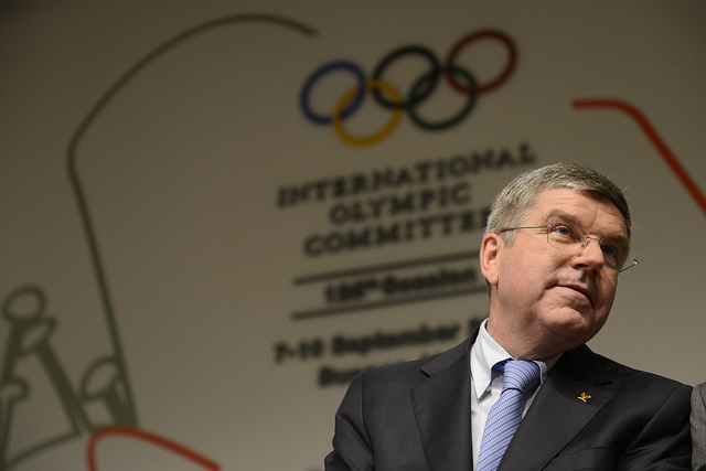 Thomas Bach - CIO 2013