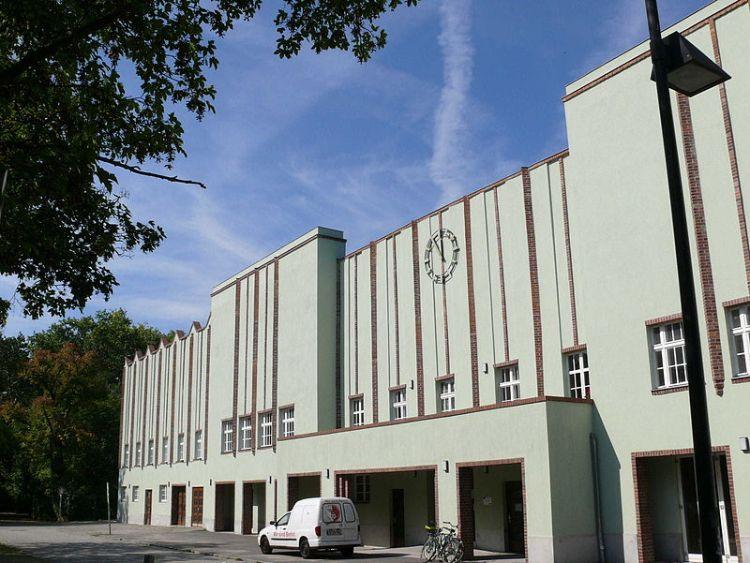 Berlin - Poststadion