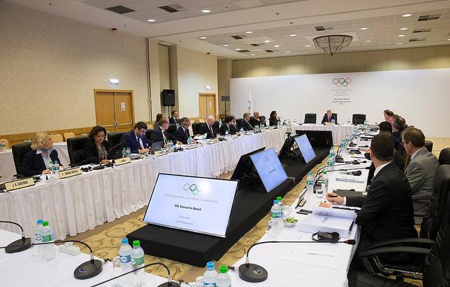 CIO - Commission exécutive - 26-28 février 2015 - réunion