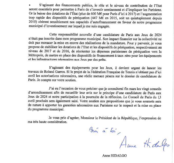 Courrier Hidalgo - page 3