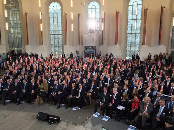 DOSB - vote pour Hambourg 2024