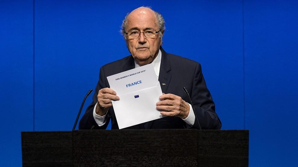 Coupe du monde de football f minin 2019 la france sera le pays organisateur sport soci t - Coupe du monde organisateur ...