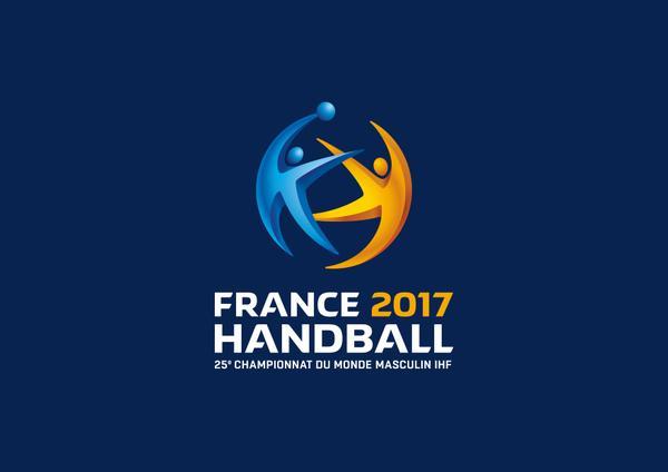 France handball 2017 - logo