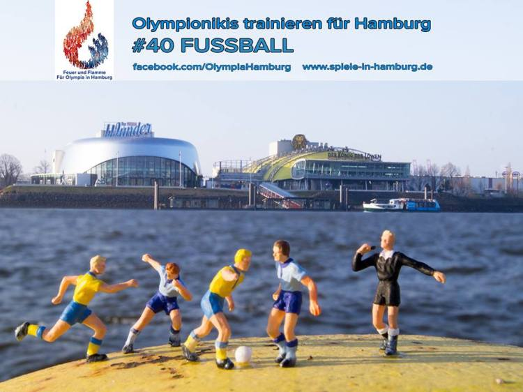 Hambourg 2024 - affiche football