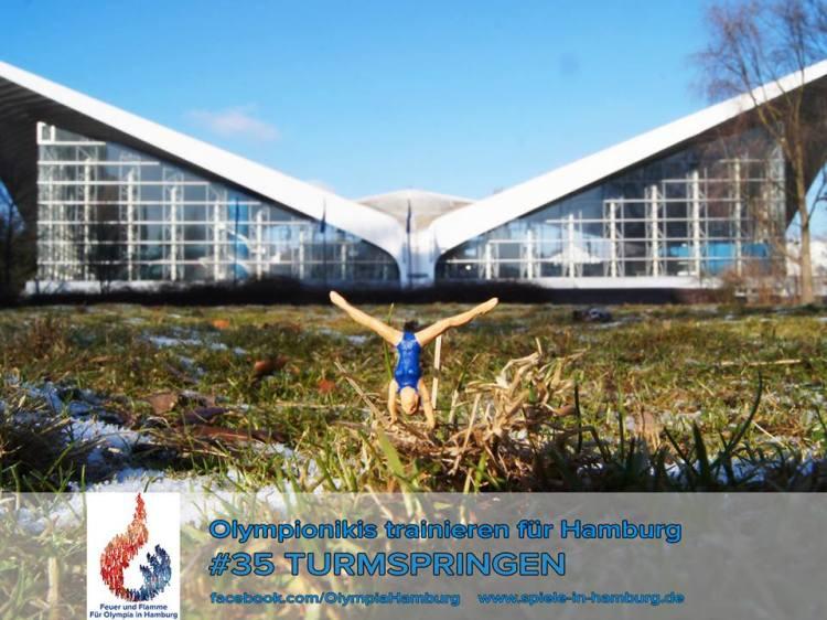 Hambourg 2024 - Halle Aquatique