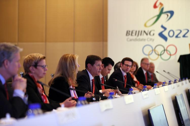 Pékin 2022 - conférence 28 mars 2015 - Alexander Zhukov