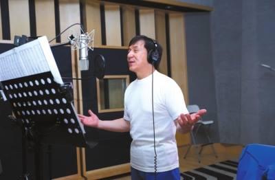 Pékin 2022 - Jackie Chan