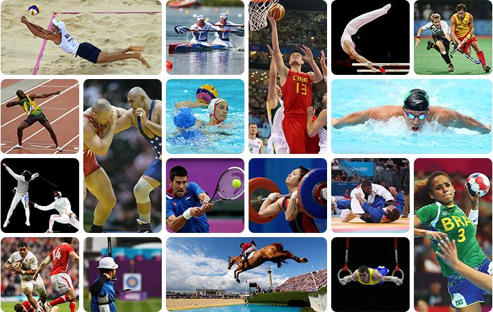 Rio 2016 - compétitions