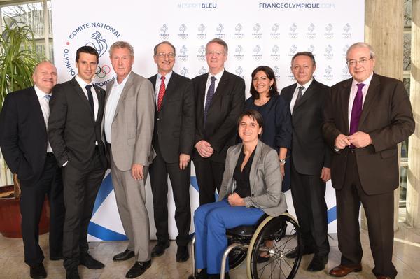 Association Ambition Olympique et Paralympique
