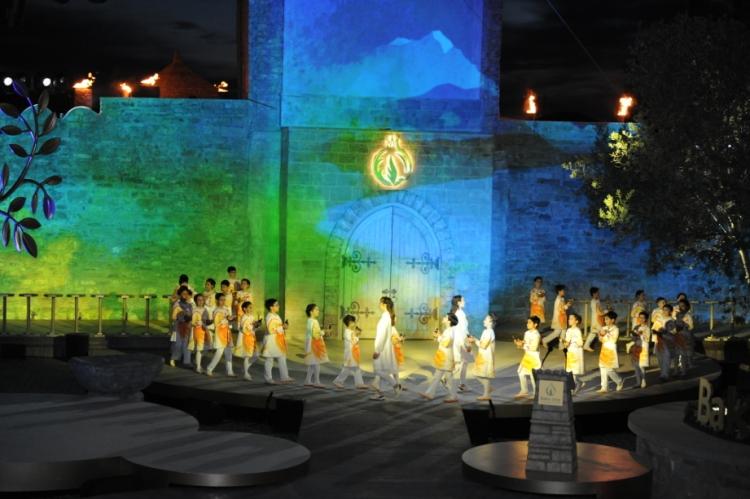 Bakou 2015 - cérémonie 2