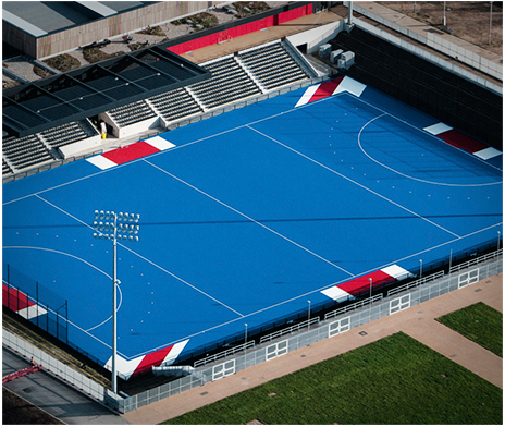 Lee Valley Hockey and Tennis Centre 2015