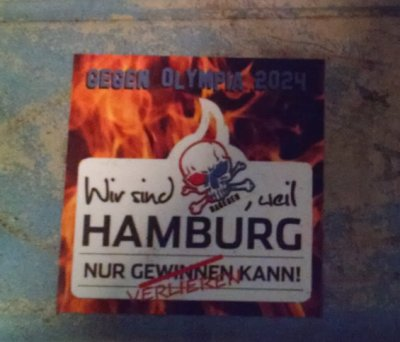 No Hamburg 2024