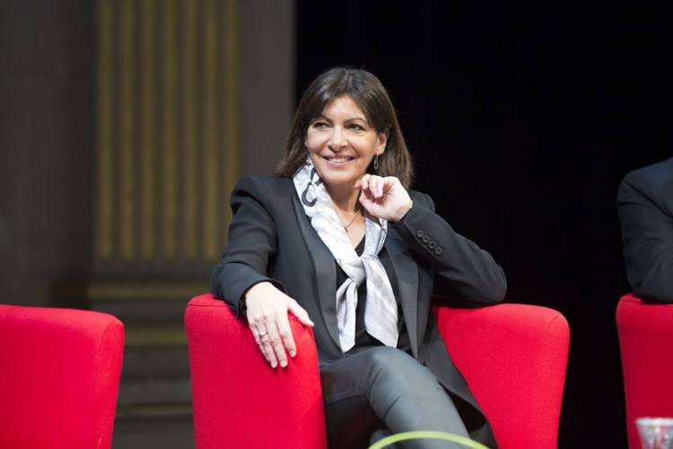Paris 2024 - Anne Hidalgo
