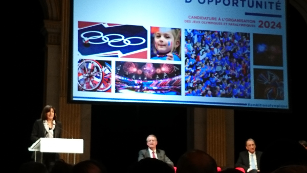 Paris 2024 - candidature