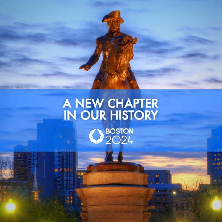 Boston 2024 - New chapter