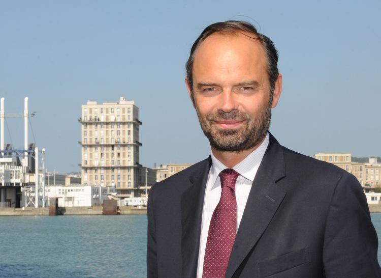 Édouard Philippe, Maire du Havre (Crédits - Eric Houri)