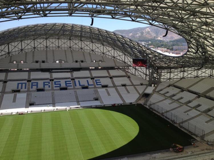 (Crédits - Le Nouveau Stade Vélodrome)