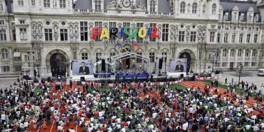 """Résultat de recherche d'images pour """"paris 2012 2005"""""""