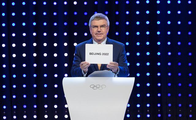 Le Président du CIO, Thomas Bach (Crédits - CIO)