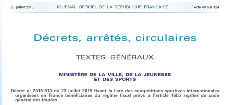 (Capture d'écran / Sport & Société)