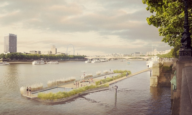 (Crédits - Picture Plane Ltd/Thames Baths Project)