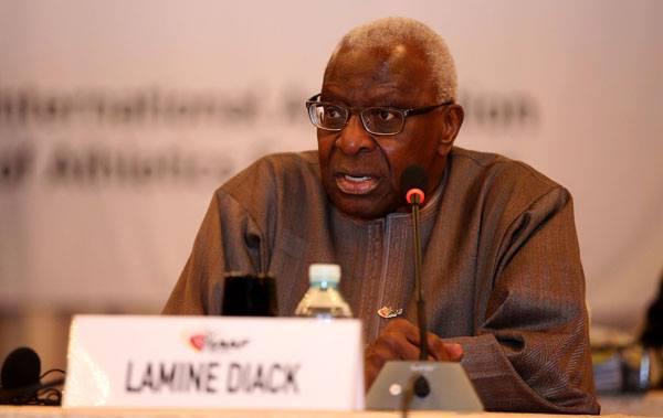 Lamine Diack, actuel Président de la Fédération Internationale d'Athlétisme (Crédits - IAAF)