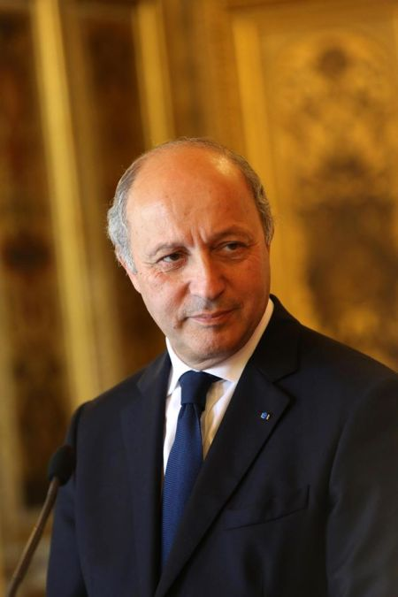(Crédits - Page officielle Facebook de Laurent Fabius)
