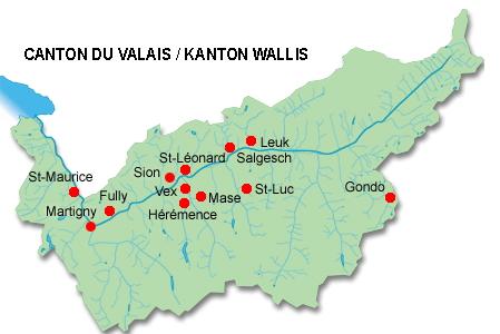 (Crédits - Canton du Valais)