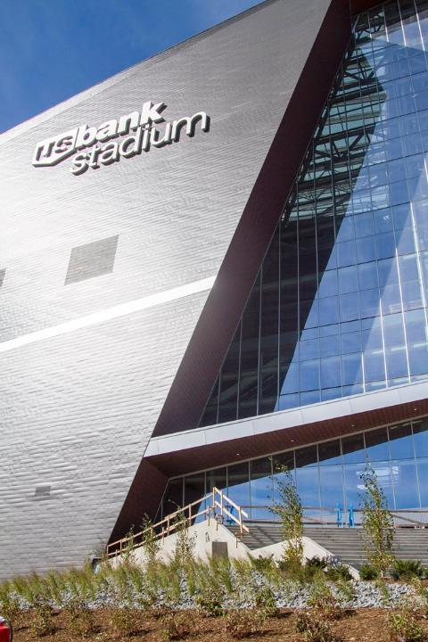 (Crédits - Minnesota Vikings / US Bank Stadium)