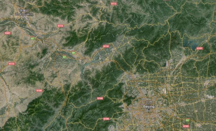 (Crédits - Capture d'écran / Google Maps)