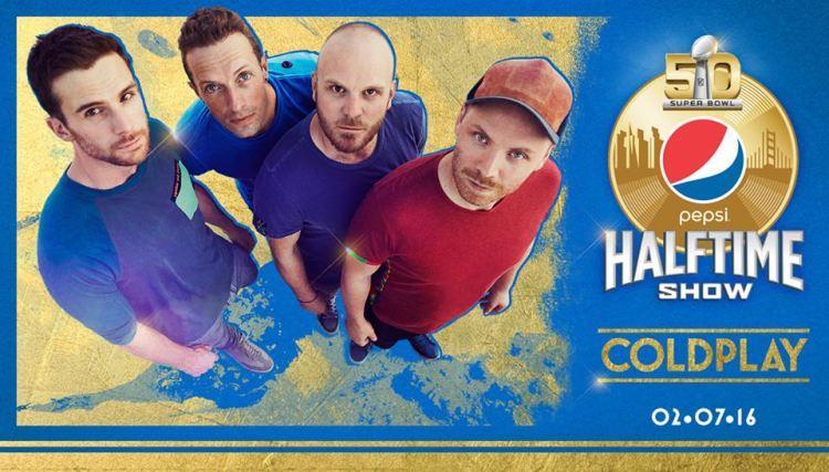 (Crédits - Page Facebook de Coldplay)