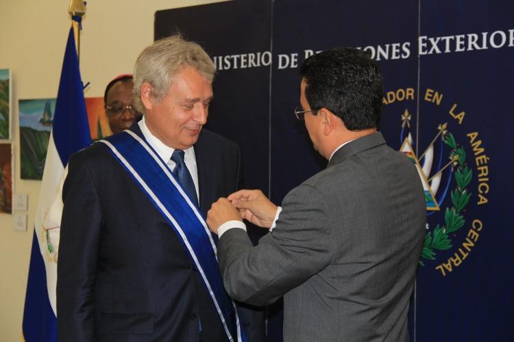 (Crédits - Ambassade de France au Salvador)