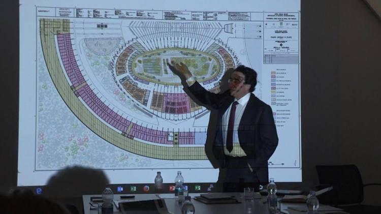 Santiago Calatrava (Crédits - Rome 2024)