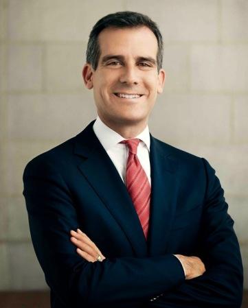 Eric Garcetti, Maire de Los Angeles (Crédits - LA 2024)