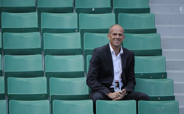 Guy Forget (Crédits - FFT / Roland Garros)