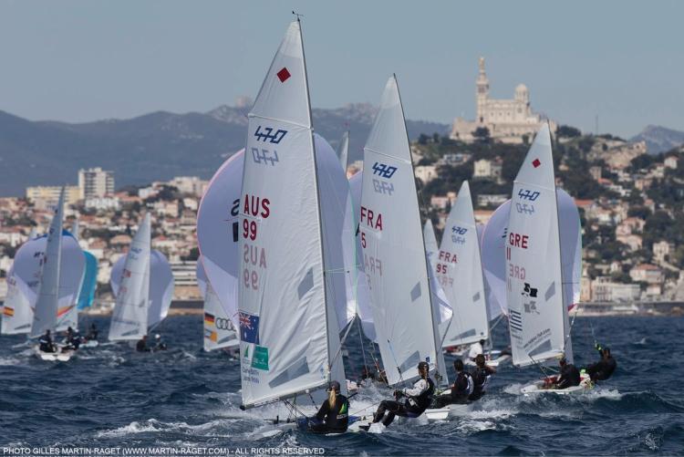 Marina de Marseille (Crédits - Paris 2024)