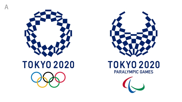A- Le Damier de l'Harmonie (Crédits - Tokyo 2020)