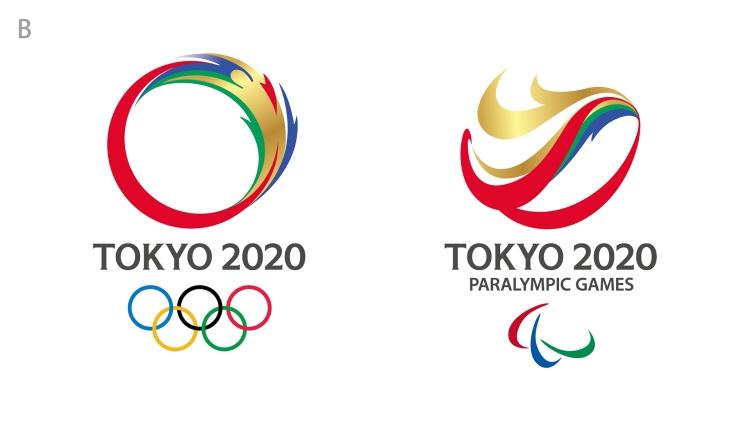 B- Le Cercle Unissant, l'Harmonie qui s'étend (Crédits - Tokyo 2020)