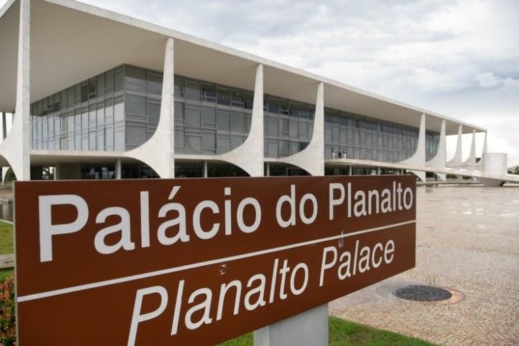 Façade du Palais Présidentiel Brésilien (Crédits - Iano Andrade / Portal Brasil)