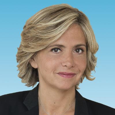 Portrait de Valérie Pécresse (Crédits - Twitter Officiel)