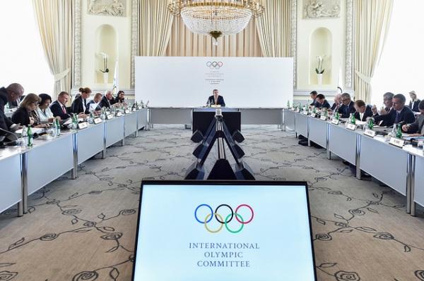 (Crédits - IOC / C.Moratal)