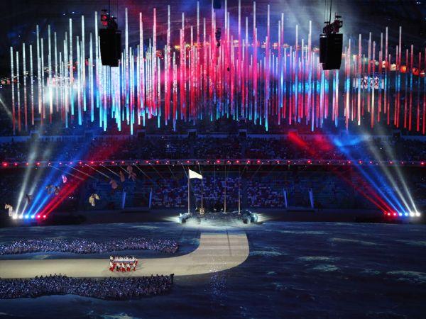 Cérémonie de clôture des Jeux d'hiver de Sotchi 2014 (Crédits - CIO / Matthew Stockman / Getty Images)