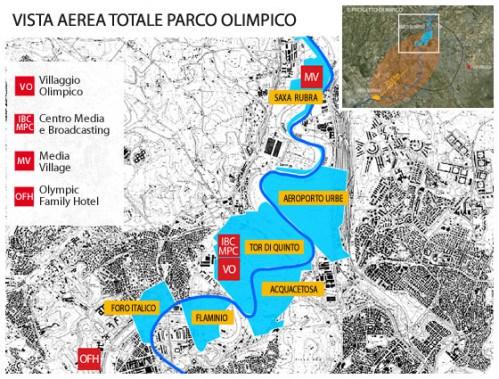 (Crédits - Dossier de candidature / Roma 2020)