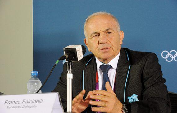 Franco Falcinelli (Crédits - EUBC)