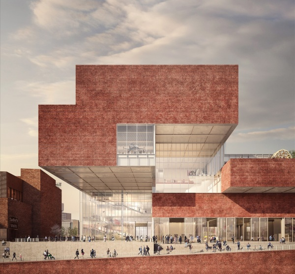 (Crédits - Forbes Massie / Allies and Morrison / O'Donnell + Tuomey / Arquitecturia)