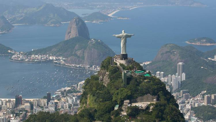 Vue de la baie de Rio de Janeiro (Crédits - Cidade Olimpica)