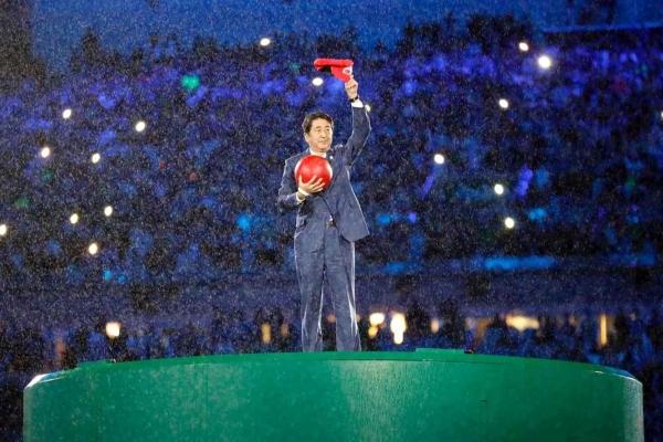 Shinzo Abe, Premier Ministre du Japon (Crédits - Getty Images / CIO)