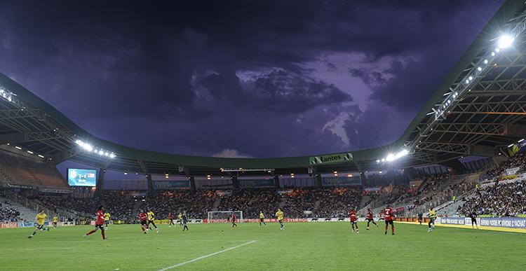 Stade de la Beaujoire (Crédits - Ville de Nantes)